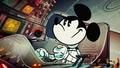 Miki w szortach - Kosmiczny spacer
