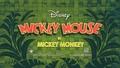 Małpka Miki