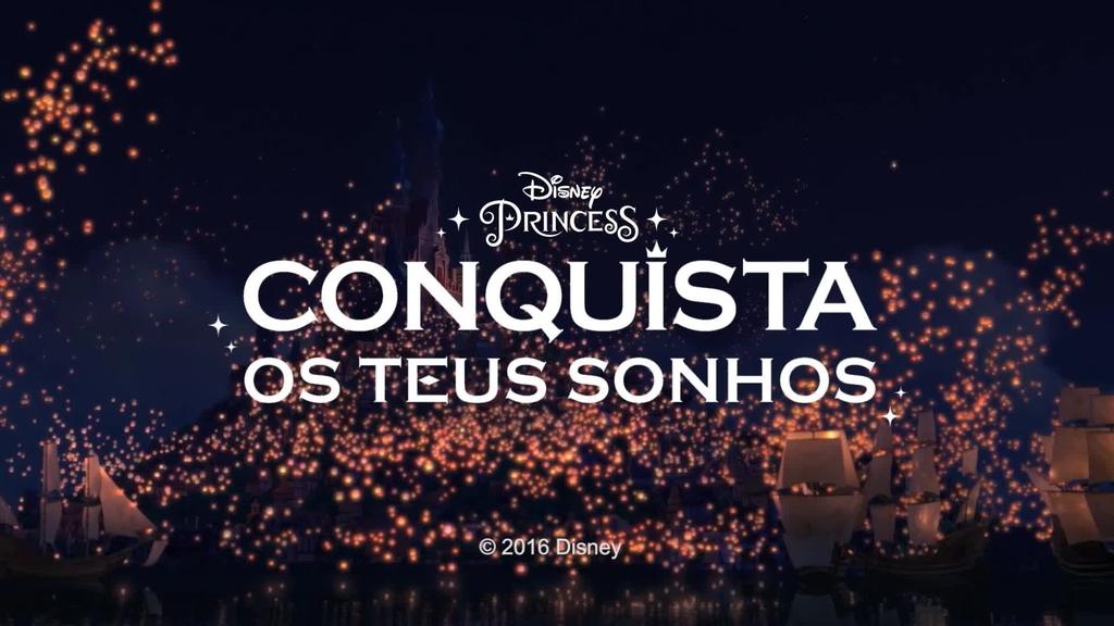 Resultado de imagem para disney princess segue os teus sonhos
