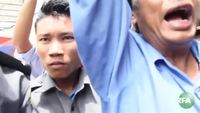 Myanmar Land Activist Defiant After Jail Sentence