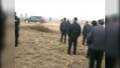 Chinese Workers Drive Recklessly Through Crowd of Land Protesters, Injuring Dozens
