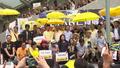 Hong Kong Marks 2nd Anniversary of Umbrella Movement