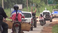 Motorist Runs Down Militiaman in Myanmar