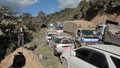 Gridlock on the Mandalay-Muse Highway as Rival Militias Clash