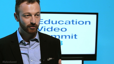 Thumbnail for entry The Present and Future of Video in Education