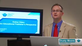 Thumbnail for entry Online Video: An Educational Publisher's Perspective
