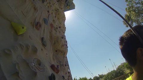 Thumbnail for entry Amit Climb - 24/5/14