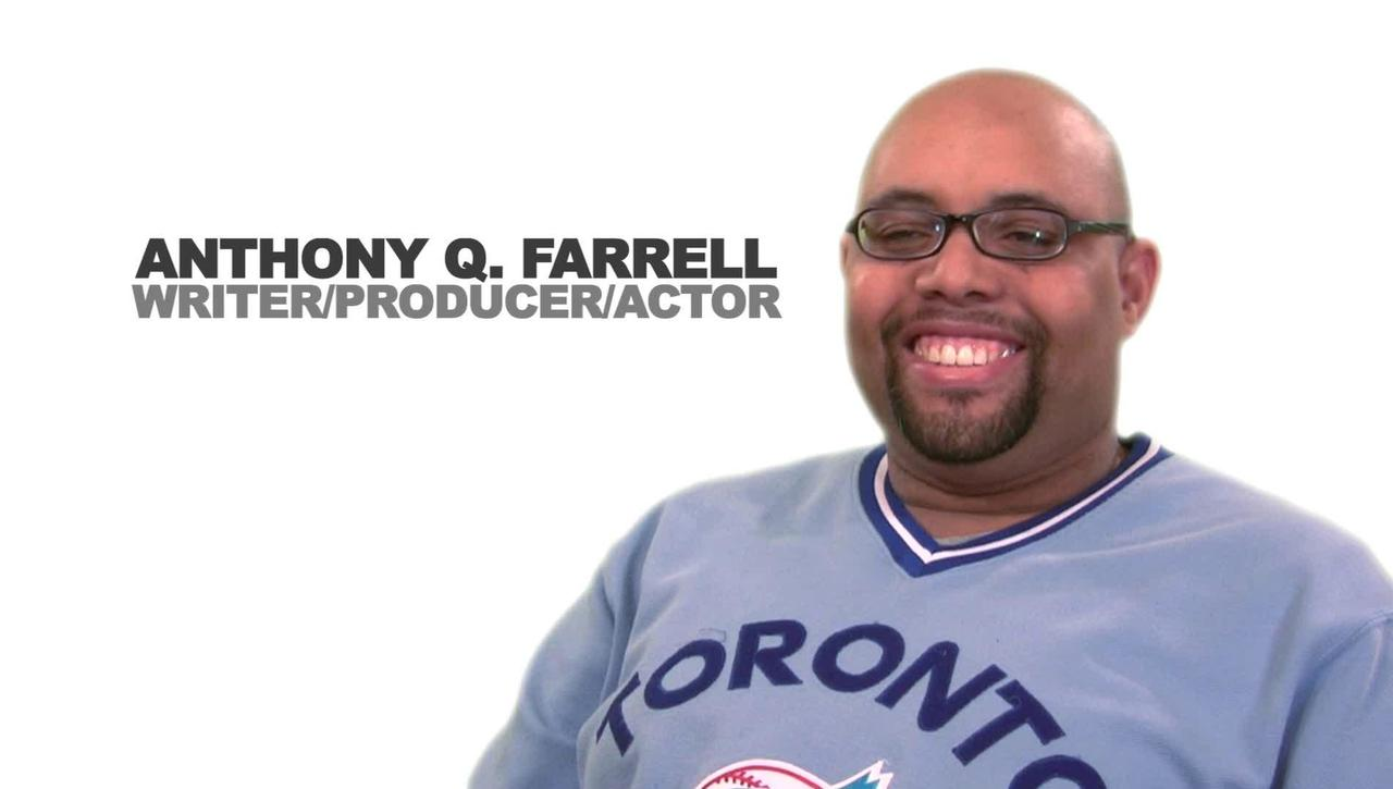 Anthony Farrell Interview Part 1 - How To Be A Comedy Writer