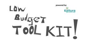 Thumbnail for entry Low Budget Tool Kit!