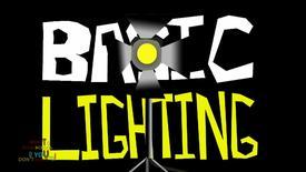 Thumbnail for entry How To Do Basic Lighting