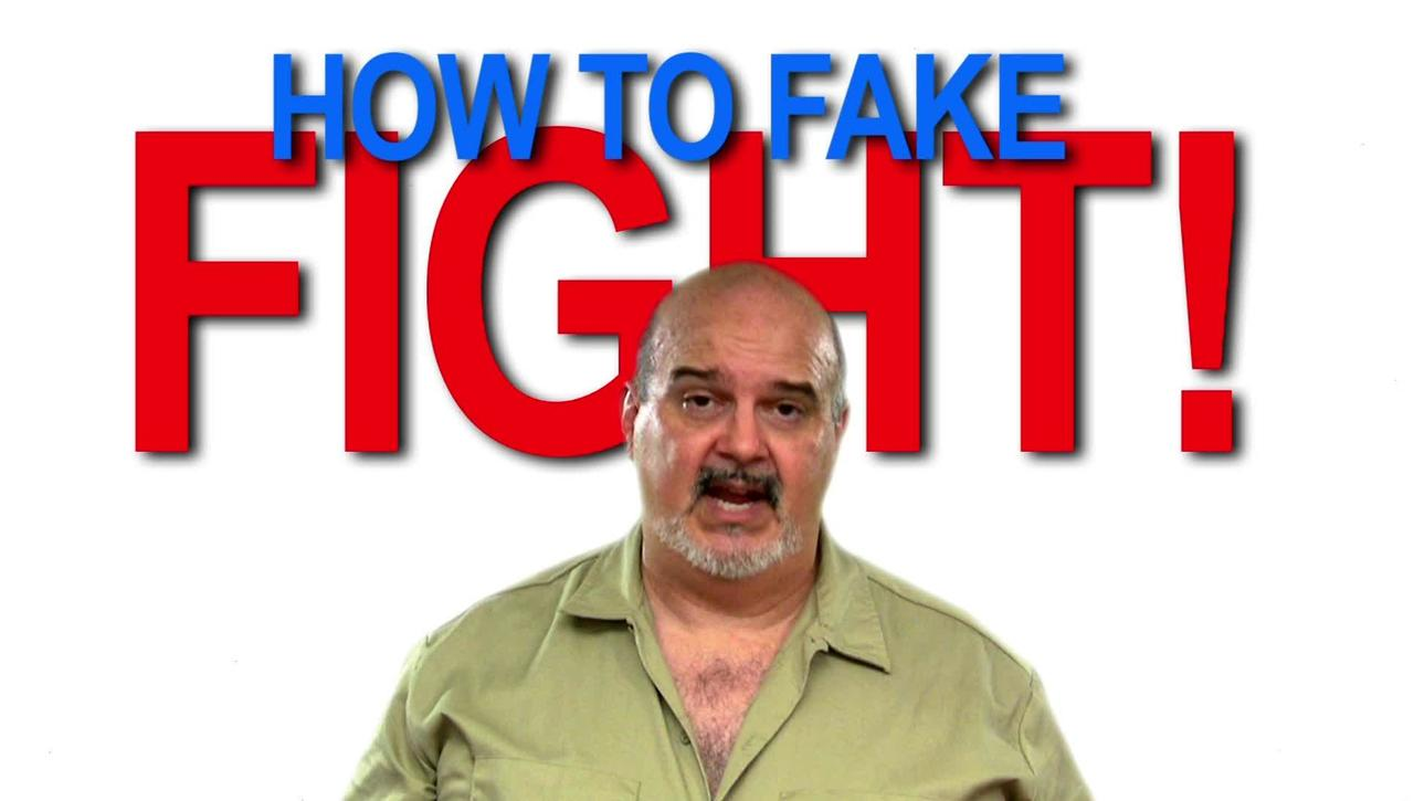 How To Fake Fight Promo!