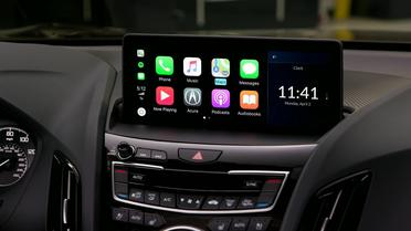 2019 RDX Apple CarPlay – Acura Launch Training