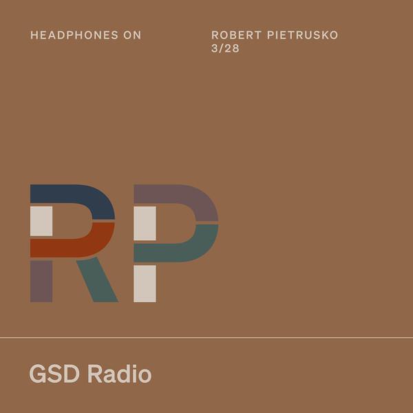 Listen to Headphones On: Robert Pietrusko