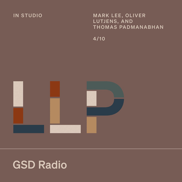 Listen to In Studio: Mark Lee, Oliver Lütjens, and Thomas Padmanabhan