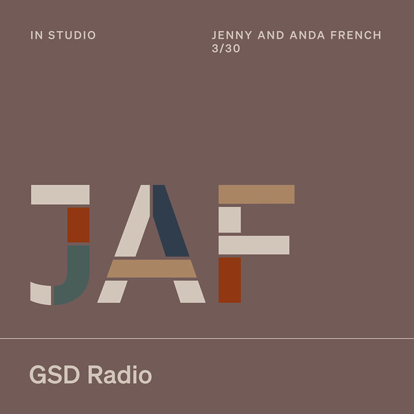 Listen to In Studio: Jenny and Anda French