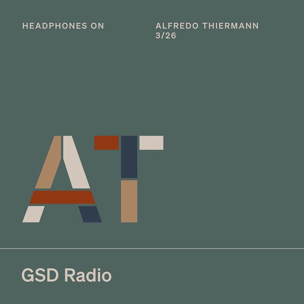 Listen to Headphones On: Alfredo Thiermann