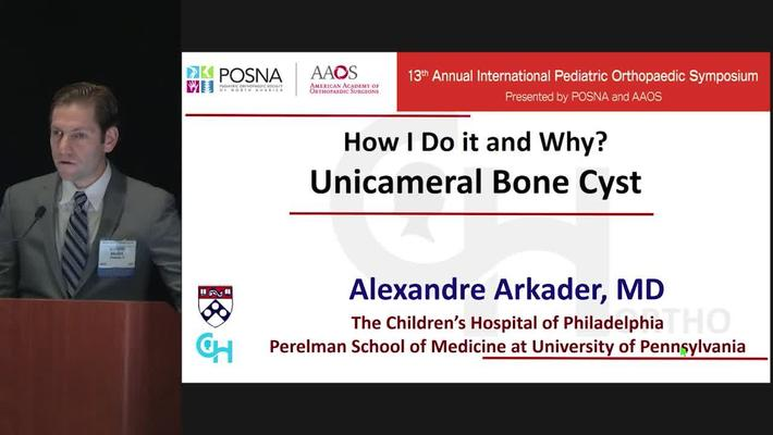 Unicameral Bone Cyst