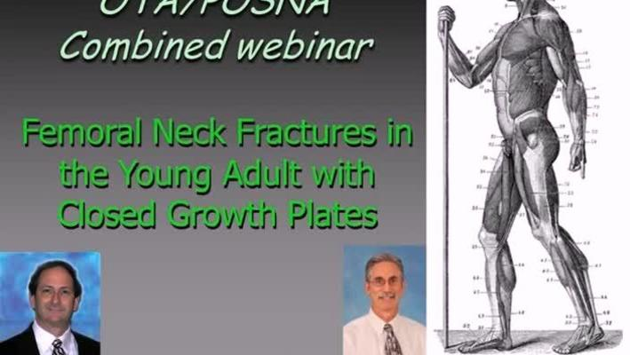 Femoral Neck Fractures in the Young Adult with Closed Growth Plates