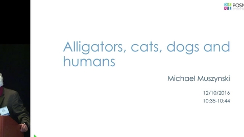 Thumbnail for entry Alligators, Cats, Dogs and Humans: Infectious Bites