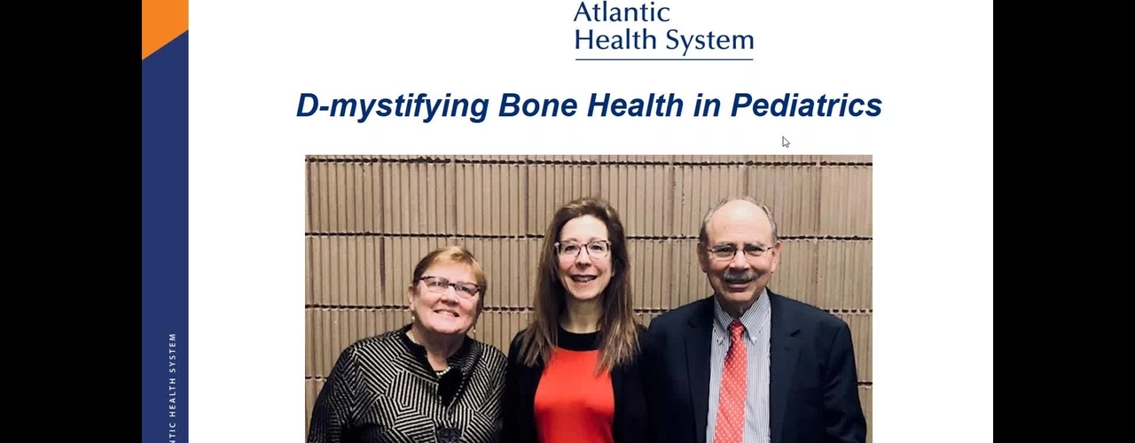 D-Mystifying Bone Health in Pediatrics