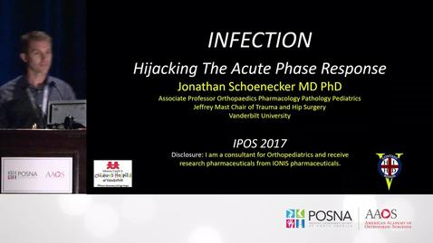 Thumbnail for entry Infection:  Hijacking the Acute Phase Response