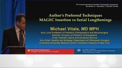 MAGEC Insertion vs Serial Lengthenings - POSNAcademy