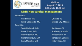 Thumbnail for entry DDH: Non-Surgical Management