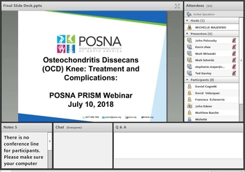 Osteochondritis Dissecans (OCD) Knee: Treatment and