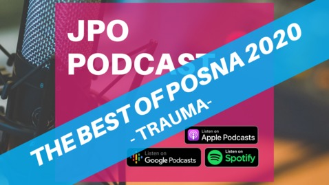 Thumbnail for entry The Best of POSNA 2020: Trauma