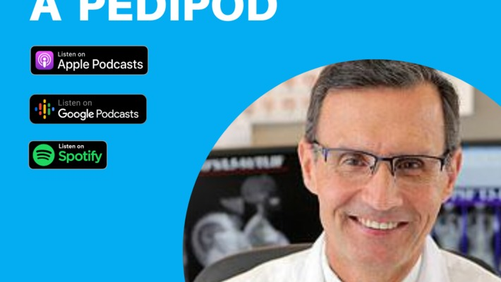 Interview with a Pedipod: Dr. Lawrence Lenke, August 2020