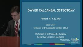Thumbnail for entry Dwyer Calcaneal Osteotomy