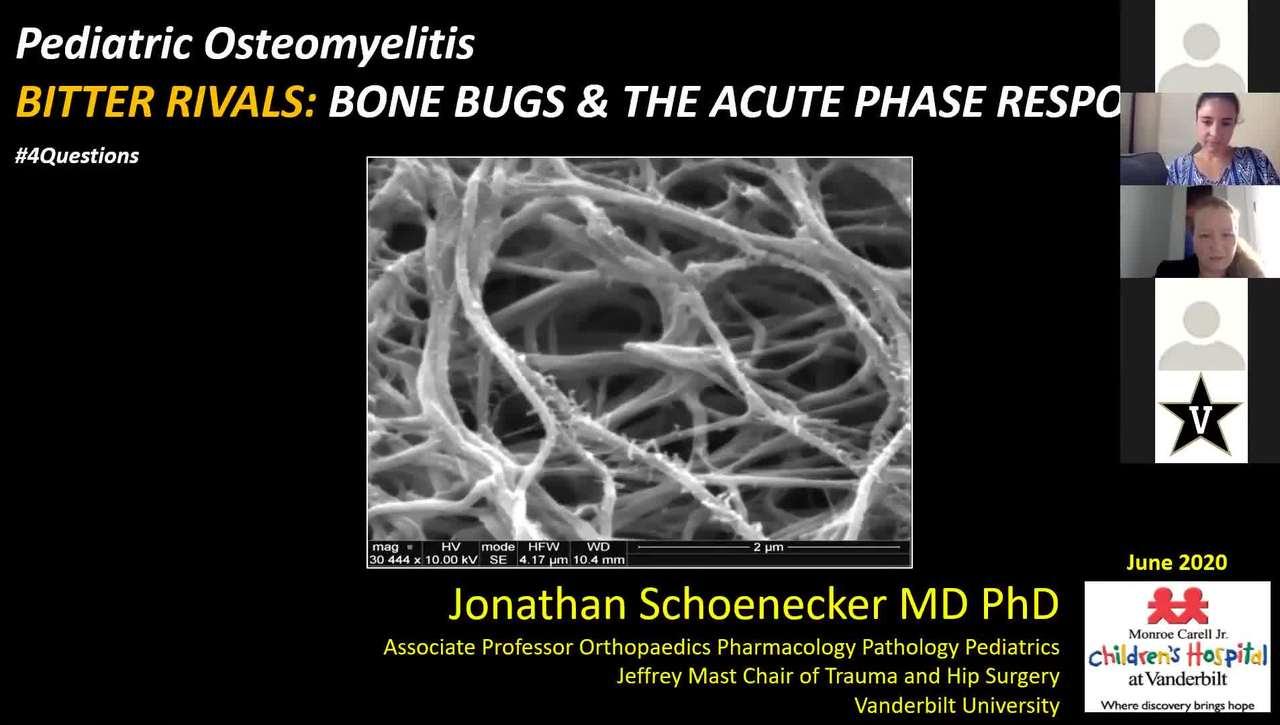 Pediatric Osteomyelitis