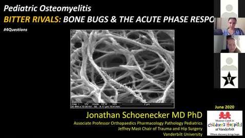 Thumbnail for entry Pediatric Osteomyelitis