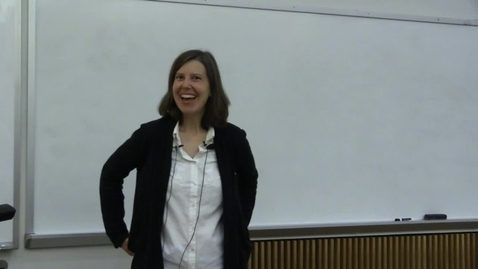 Jennifer Reeve - What is Organic and Sustainable Agriculture, Anyway?