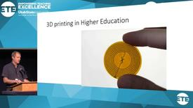 Thumbnail for entry Kevin Reeve and Tyler Clair - 3D Design, Printing and Scanning