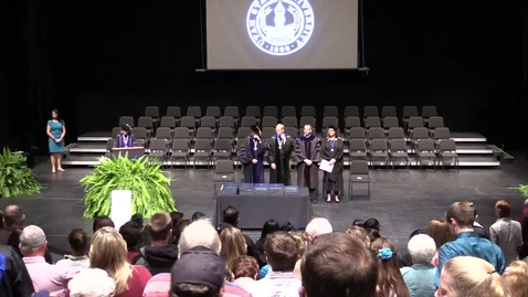 2016 Associate Degree Convocation
