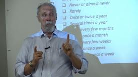 Thumbnail for entry Richard S. Krannich: Survey Design