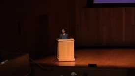 Thumbnail for entry Dr. Cathy Bullock - Last Lecture 2016