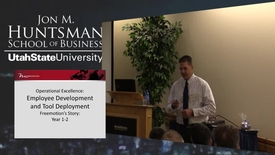 Thumbnail for entry Aaron Quiggle - Jon M. Huntsman School of Business