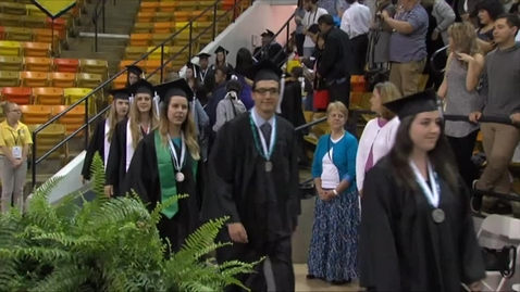 2016 CHaSS Commencement