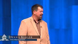 Thumbnail for entry Dennis Kohler - Time Management