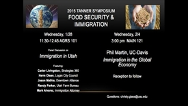 Thumbnail for entry Food Security & Immigration in Utah
