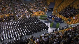Thumbnail for entry 2014 GRADUATE COMMENCEMENT AND HOODING CEREMONY