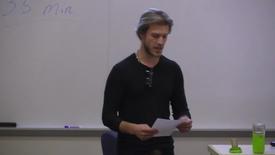 Thumbnail for entry Dr. Thomas Dietz