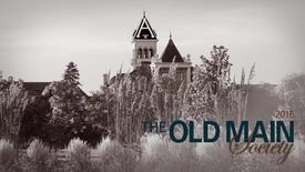Thumbnail for entry Old Main Society 2016