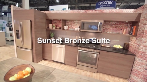 Sunset Bronze Suite - Whirlpool CES