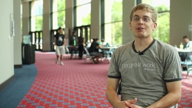 Thumbnail for entry Attendee Interview 2012 - Richard Esplin | Alfresco