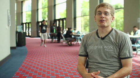 Thumbnail for entry Attendee Interview 2012 - Richard Esplin | Alfresco