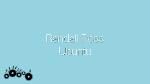 Thumbnail for entry Attendee Interview 2015 - Randall Ross | Ubuntu