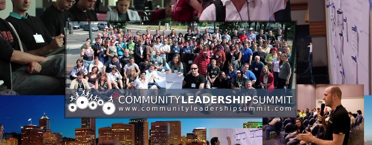 Community Leadership Summit (CLS) Highlights Video
